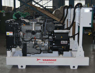 Electricity Compact 20kw yanmar genset diesel generator 20kva engine 4tnv98 Electronic control